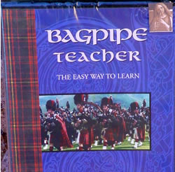 image of Bagpipe Teacher Book