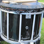 image of TC Metro Pipe Band snare drum