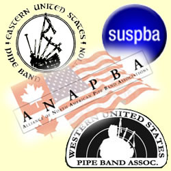 image of piping societies logos