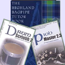 image of bagpipe tutorials